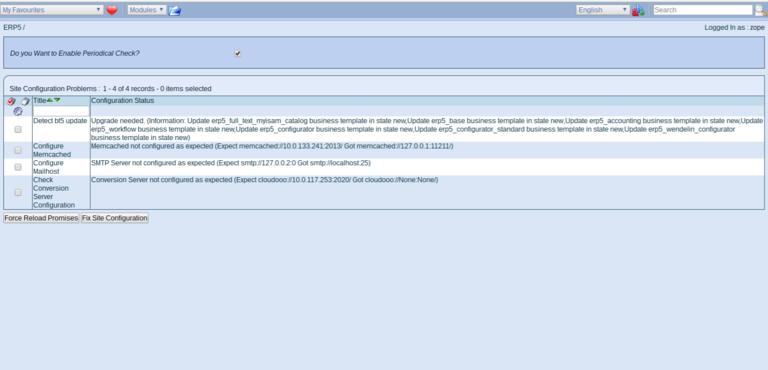 Wendelin-ERP5 Fix Consistencies